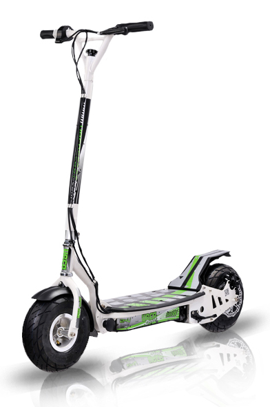 Uber evo scooter 300 zippy white